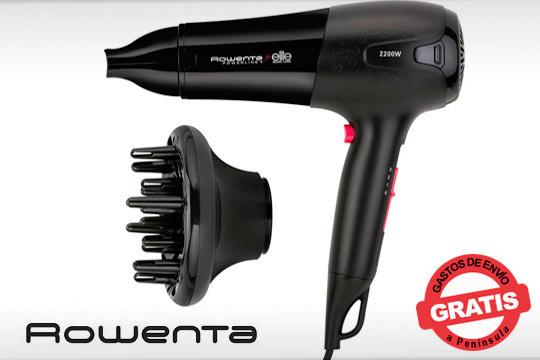 Secador de gama alta de Rowenta ultrarápido ¡Obtén resultados de secado de una forma rápida y óptima!