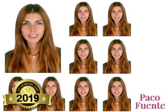 8 fotografías de carnet + 1 de tamaño cartera en Reportajes fotográficos Arco ¡Si lo prefieres 16 fotos de carné + 2 de tamaño cartera!