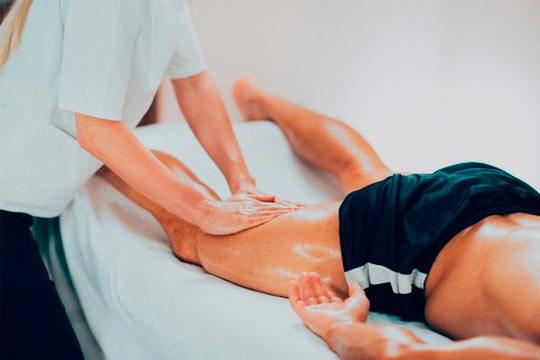 Sesión de masaje deportivo especial para la Behobia ¡Tanto para preparar la carrera como para evitar la sobrecarga posterior!