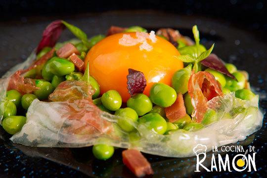 Nuevo menú de 8 platos con maridaje en el Rte. La Cocina de Ramón