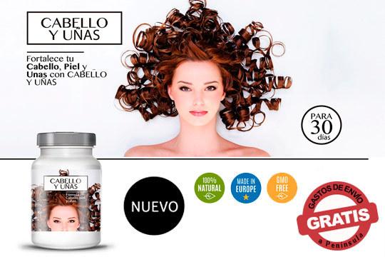 Cuida y fortalece tu pelo y uñas gracias a este producto natural ¡Notarás la diferencia!