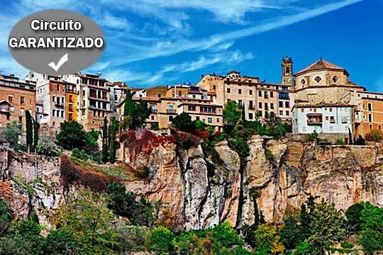 En Semana Santa descubre los mejores rincones de Cuenca con salida desde Bilbao, Vitoria, Donosti, Logroño o Pamplona ¡Un viaje único!