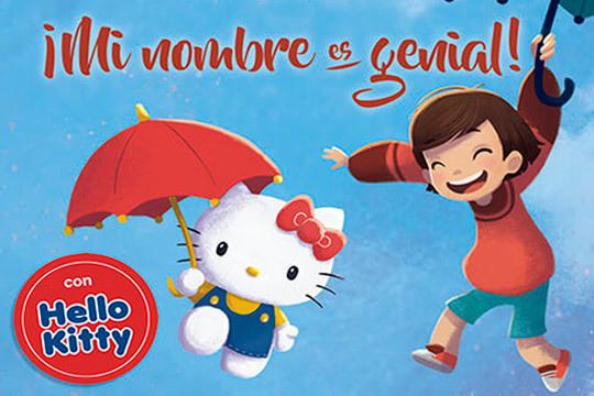 Descubre el increíble significado del nombre de tu hijo junto con Hello Kitty en esta emocionante aventura