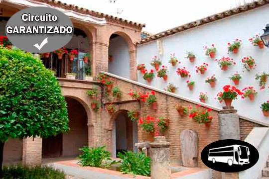 ¡Recorre la provincia de Córdoba en mayo! Salida desde Bilbao, Vitoria o San Sebastián a un increíble precio