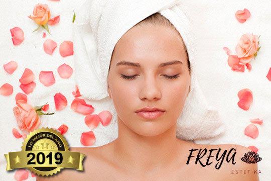 Elige 2 tratamientos entre chocolaterapia, masaje de pies, craneal y más en Freya Estetika ¡Date un capricho!