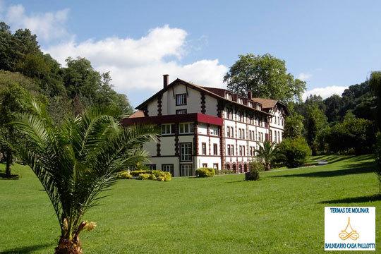 ¡Un fin de semana relajante en el Balneario Casa Pallotti! Estancia de 1 o 2 noches + desayunos + circuito de relajación