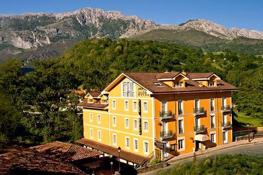 ¡Semana Santa en Asturias! Hotel localizado en un lugar de ensueño, rodeado de naturaleza