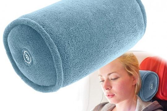 Con esta  almohada relajante con vibración, tus músculos estarán más descansados y relajados.