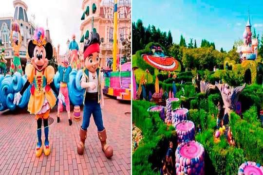 ¡Vive la magia de Disneyland! Entrada al parque para adulto o niño