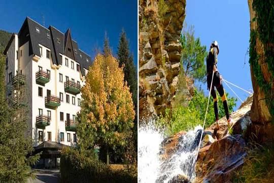 Pasa un divertido fin de semana en Vielha ¡2 noches en régimen de alojamiento y desayuno y actividades de aventura incluidas!