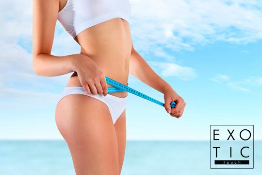 ¡Quítate de encima los kilos que has ganado estas vacaciones! Nuevo Tratamiento Corporal Imperia PRO en Exotic Touch para reducir y reafirmar tu figura