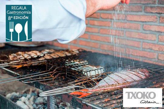Menú con pescado en Txoko Getaria ¡El auténtico sabor del mar!