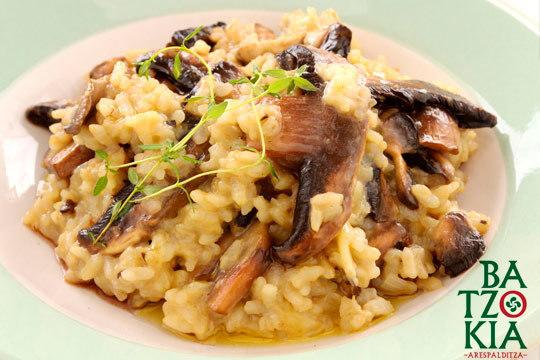 Menú de 5 platos de lujo en Aiarako ¡Entrecotte, ventresca y más!