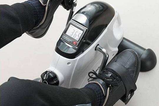 Trae el gimnasio a casa y ponte en forma con el nuevo y práctico pedaleador de fitness