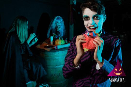 Vive un Halloween diferente en Sendaviva entradas + 3 noches con desayuno ¡Para familias!