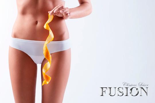 Disfruta de un cuerpo más tonificado y libre de celulitis gracias a este completo tratamiento en la Clínica Láser Fusión Donostia ¡Presume del cuerpo que siempre has querido!