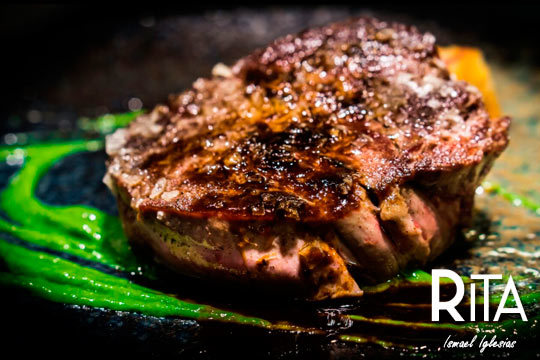Nuevo menú de autor en Rita ¡Sabores del chef Ismael Iglesias!