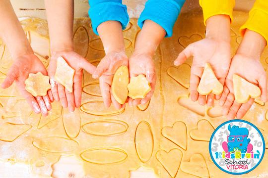 Actividad extraescolar de cocina en inglés ¡A través de estas actividades se irán familiarizando con el idioma de Shakespeare!
