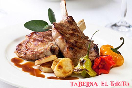 Menú del día en Taberna El Torito ¡Cocina de tradición! (Las Ventas)