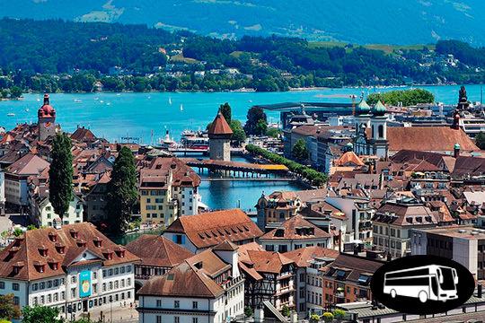 En Semana Santa disfruta de los encantos de Suiza con este circuito de 6 días con el que recorrerás Berna, Lyon y mucho más ¡Un plan muy especial para disfrutar con quien tú quieras!