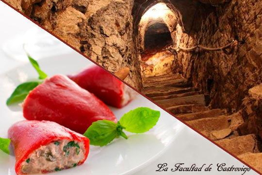 Menú 7 platos con bebida + cata de vinos + visita bodega (La Rioja)