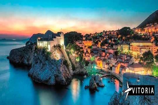 Gran Tour de Croacia: 7 noches desde Vitoria con circuito