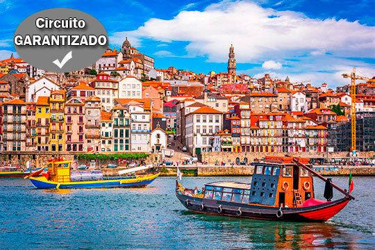 ¡En Semana Santa disfruta de Oporto, Portugal! Salida el 18 de abril desde Bilbao, Donostia, Vitoria, Logroño y Pamplona