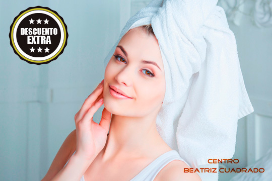 Presume de una piel suave como la de un recién nacido con esta limpieza facial con masaje exfoliante con bolas de seda natural ¡Un lujo para tu rostro!
