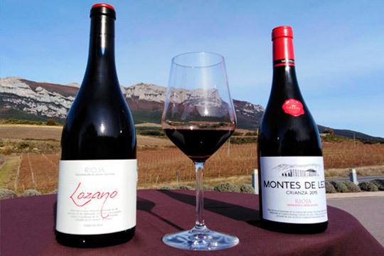 ¡Disfruta de un plan genial visitando las Bodegas  Lozano! Incluye degustación de 3 vinos y de regalo una botella de Montes de Leza Crianza