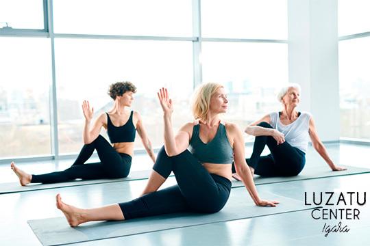 El Yoga Integral es un método terapéutico y meditativo que reconecta con nuestra esencia ¡1 mes de clases en Luzatu Center Igara!