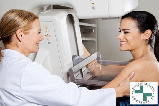 Mamografía en el Centro Médico Arrasate ¡La mejor técnica para la detección precoz de enfermedades mamarias!