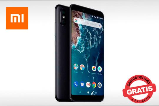 Disfruta de un fantástico teléfono Xiaomi Mi con 4GB de memoria RAM y 64GB de almacenamiento interno ¡Elige el color entre oro, negro o azul!