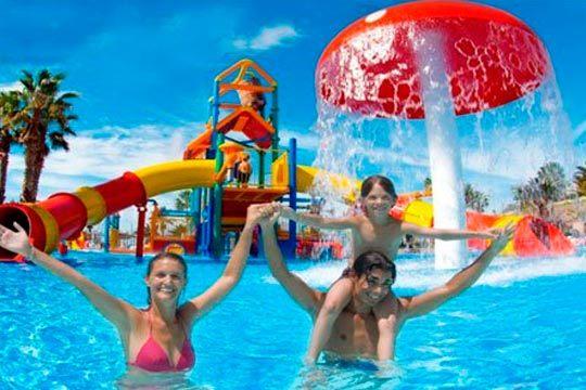Aqualand Algarve es uno de los mejores parques acuáticos de Portugal ¡Disfruta de sus instalaciones en familia o con amig@s!