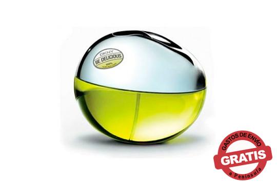 Acierta seguro con este magnífico perfume 'Be Delicious' de Donna Karan ¡Los aromas más dulces y excitantes!