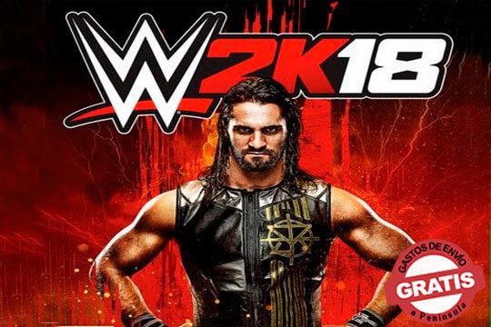 Disfruta con el nuevo videojuego WWE 2K18 lleno de drama, emoción y asombrosos gráficos ¡Disponible para PS4, X-ONE o SWITCH!