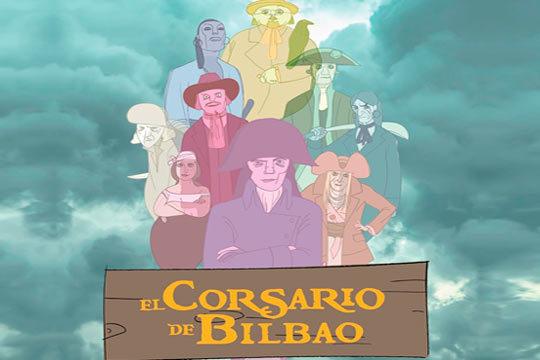 Los enigmas del corsario ocultan un tesoro en Bilbao ¡La ciudad guarda las respuestas en cada rincón, tienes 90 min para descifrarlo!