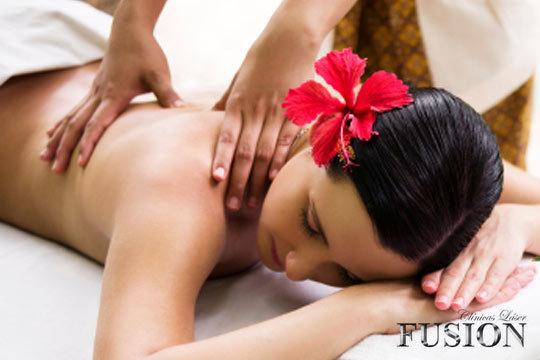Disfruta de un masaje de 20, 30 o 50 minutos en el centro Láser Fusión Donostia ¡Sabiduría oriental para alcanzar el más auténtico relax!