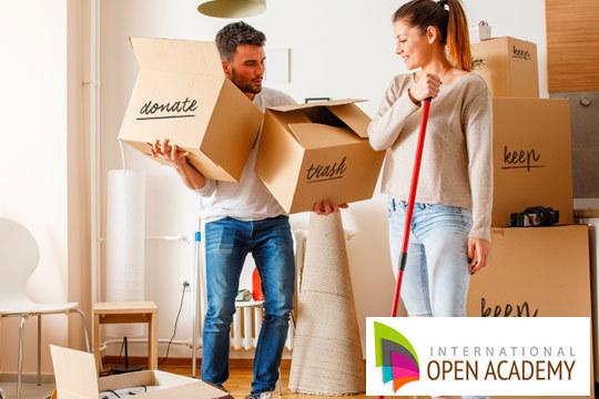 Disfruta de una casa ordenada con este curso de orden y limpieza en casa ¡Aprende minimalismo y técnicas de declutering!