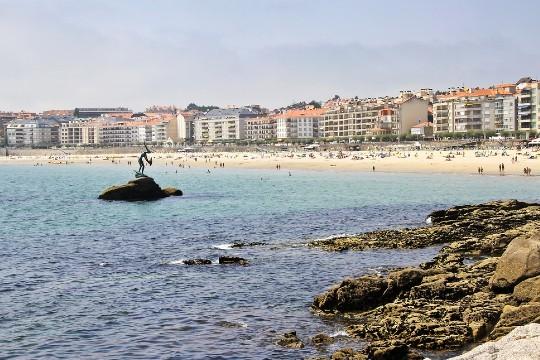 7 noches en Apartamentos Barreiros en solo alojamiento para4 personas¡Disfruta de Galicia!