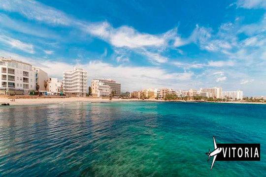 Mallorca con vuelo de Vitoria: Estancia de 7 noches en Todo Incluido