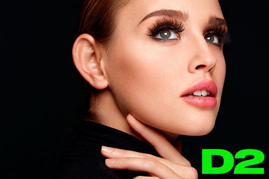 ¡Mirada profunda sin maquillarte! Permanente y tinte de pestañas duraradero en D2 Estética