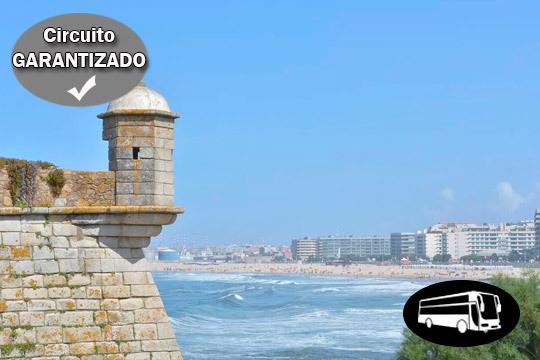 Descubre las localidades más pintorescas de Portugal. No te pierdas el circuito por Oporto, Fátima y Lisboa con estancia en hotel de 2 o 3 estrellas. ¡Saliendo desde Bilbao, Vitoria, Donosti, Pamplona o Logroño!