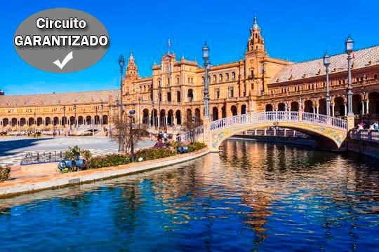 ¡Vive la Semana Santa en Sevilla! Descubre lo mejor de la capital andaluza en este circuito único ¡Con guía acompañante en destino durante todo el circuito!