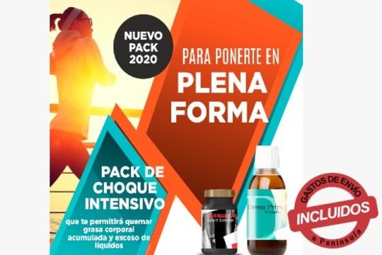 Aprovecha la oferta de 1 ó 2 packs de Quemagrasas Sport Extrem + Drenaprim Complex para que cuides tu figura y te pongas en forma