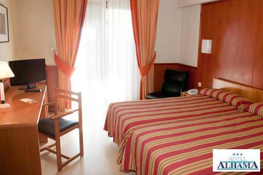 ¡Gastro escapada a Navarra! Estancia de 1 o 2 noches en el Hotel Alhama con visita a Bodega Marqués de Montecierzo con degustación y copa de vino