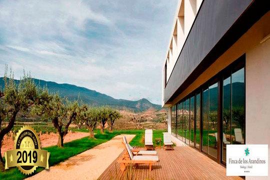 Spa & Menú en Hotel Finca de los Arandinos 4* (La Rioja)