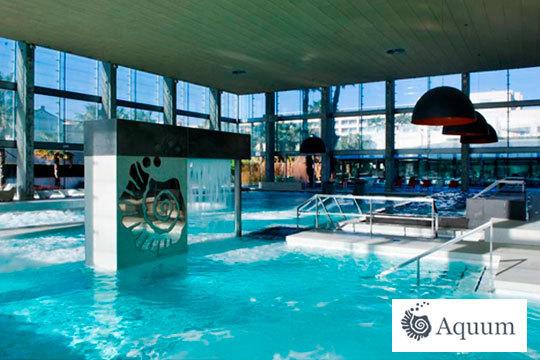 Regala un rato de puro relax con una visita al Aquum Spa & Wellness ¡Entrada Spa y tratamiento a elegir!