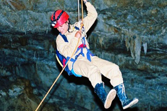 Vive una experiencia única con la actividad más atrevida ¡2 horas de espeleología con K2 aventura!
