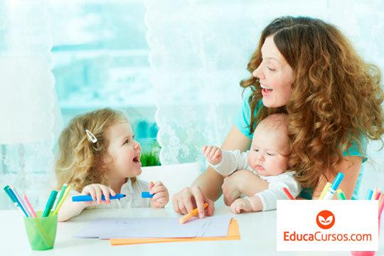 Curso de Técnico en Educación Infantil de la mano de EducaCursos ¡Adaptado a tus horarios para que no te suponga un esfuerzo!