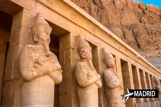 ¡Disfruta de Egipto en septiembre! Crucero por el Nilo + 3 noches de alojamiento en un hotel en El Cairo